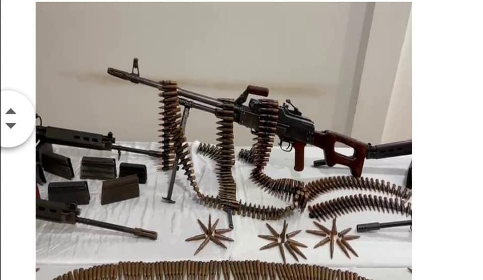 الداخلية تضبط عنصر إجرامى بالقاهرة بحوزته أسلحة نارية بقصد الإتجار وبيعها