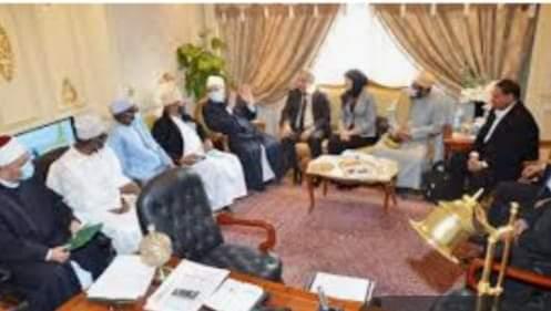 بوركينا فاسو:  الوقفات المصرية تنقذ بلادنا من الإرهاب