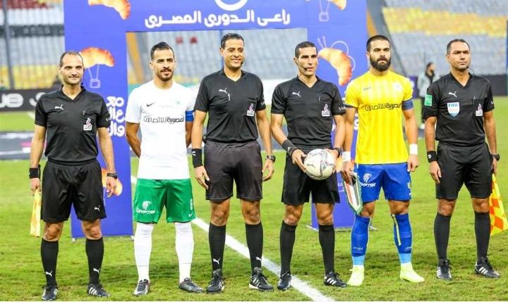 بعد قليل.. المصري والإسماعيلي يلتقيان بالجولة ال 18 من بطولة الدوري المصري