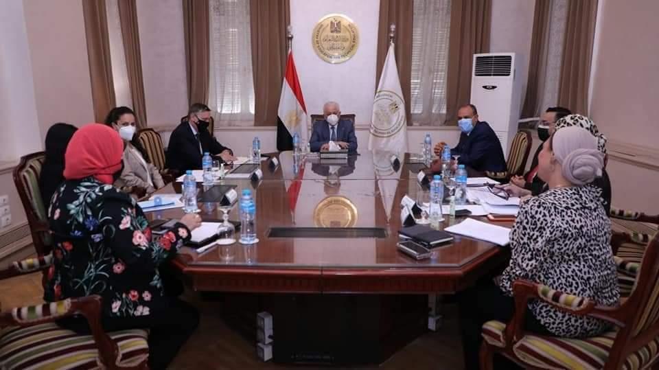 وزير التربية والتعليم يلتقي سفير ألمانيا بالقاهرة لبحث سبل التعاون في مجال تطوير التعليم