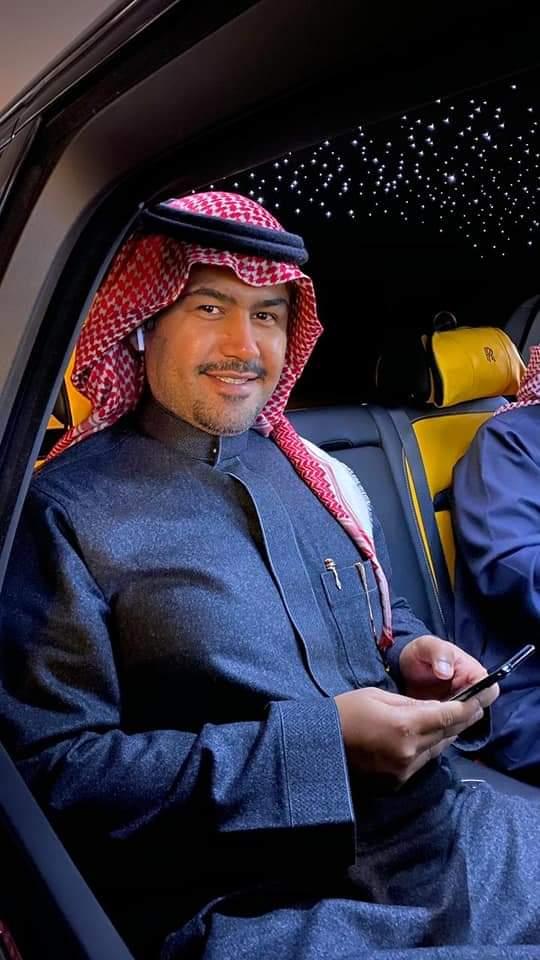 تعرف علي الناشط السياحي و الإعلامي طلال اليحياء