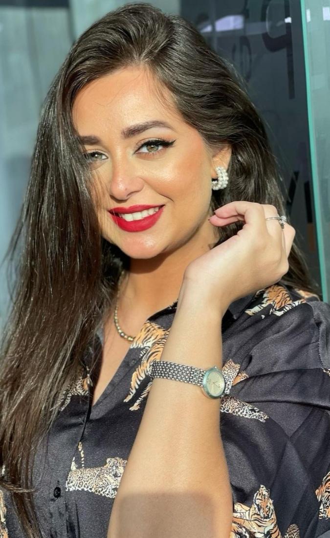 الفنانه الرقيقة هبة مجدي تبهر متابعيها في أحدث ظهور بإطلالة جديدة