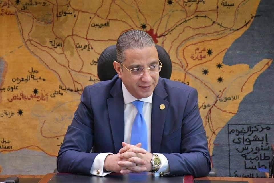 محافظ الفيوم يهنئ الرئيس عبدالفتاح السيسي بحلول شهر رمضان المبارك
