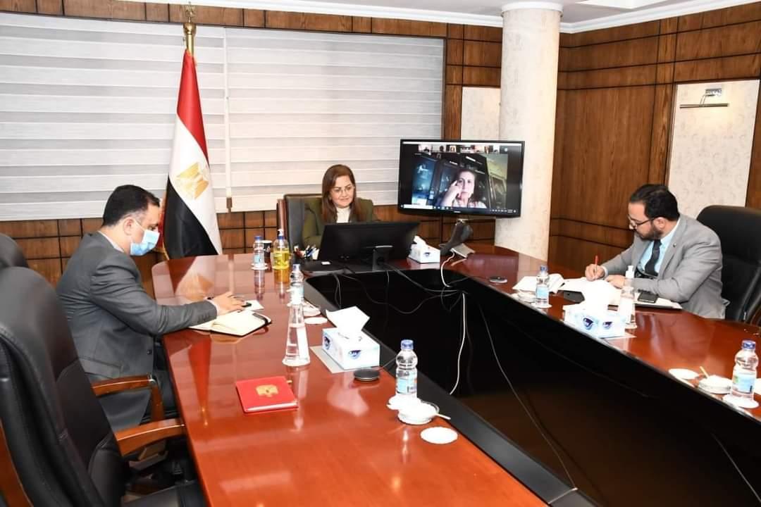 د.هالة السعيد حياة كريمة مبادرة تاريخية ستغير الحياة في الريف المصرى