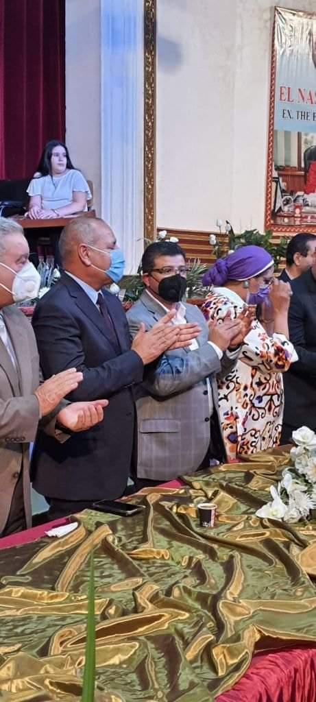 نائب محافظ القاهرة يحضر حفل تكريم اوائل الثانوية العامة بالنزهة