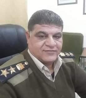 ياسر أبوكريشه مأمور قسم شرطة طهطا
