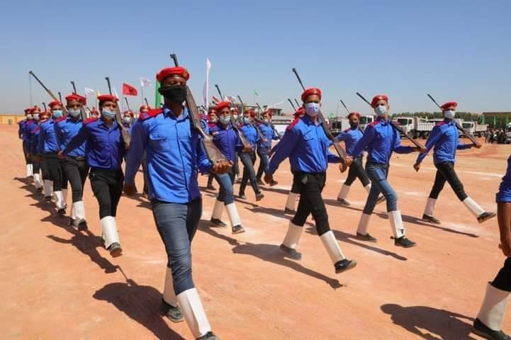 بسوهاج :قوات الدفاع الشعبى والعسكرى تنظم مشروعاً لإدارة الأزمات والكوارث