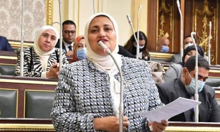النائبة سناء  السعيد تتقدم بسؤال لوزيري التعليم والمالية عن مصير مسابقة 36 ألف معلم