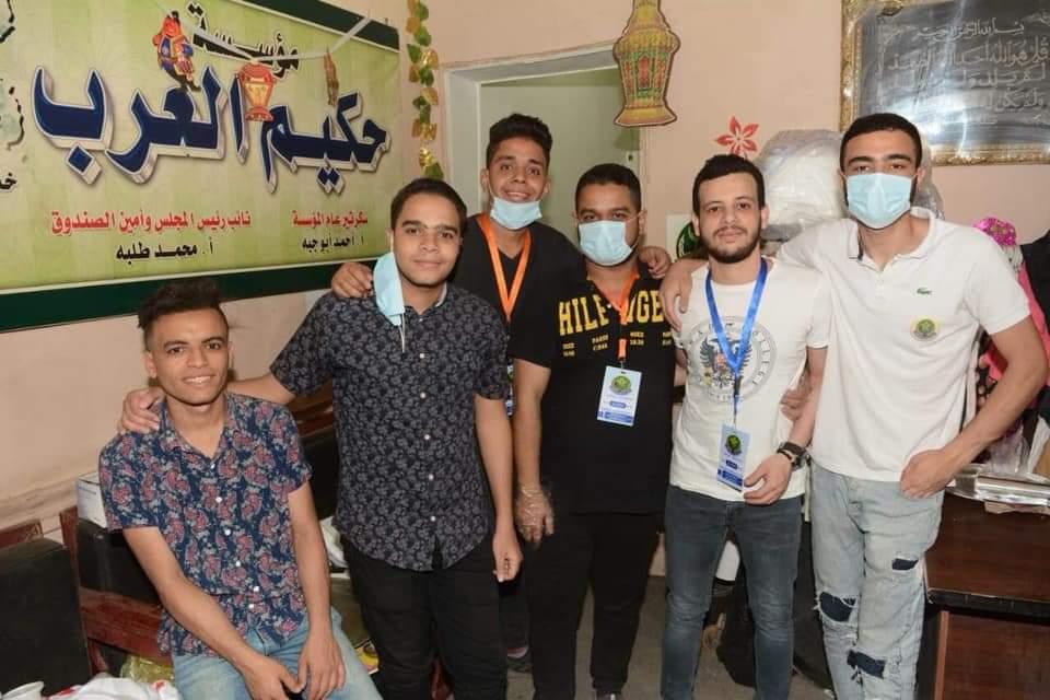شباب الخير في شهر رمضان