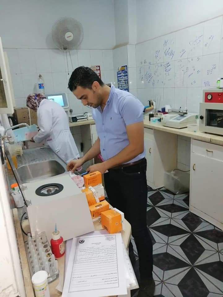 محافظة الفيوم غلق 13 منشأة طبية .. وضبط أدوية مهربة وكواشف منتهية الصلاحية