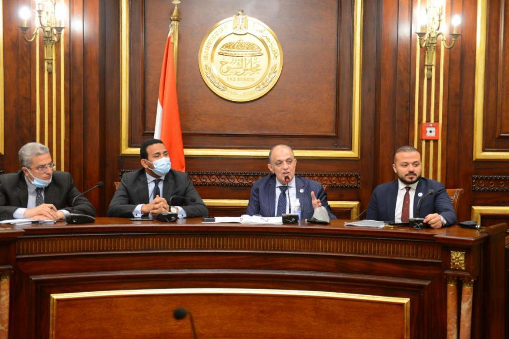 نائب محافظ الفيوم يشارك في جلسة لجنة المشروعات بمجلس النواب