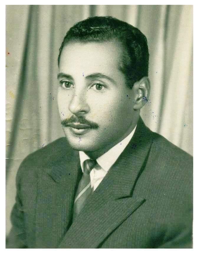 ينعي محمد يس وفاة مربي الأجيال الحاج محمد حسن بسوهاج