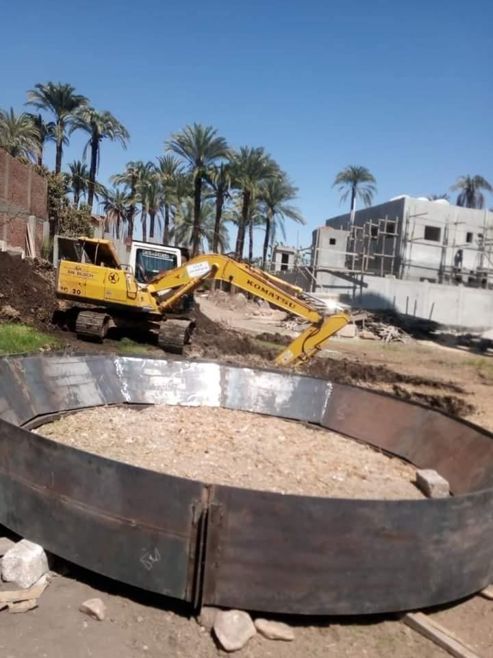 محافظ أسيوط يوجه بالمتابعة المستمرة لمشروعات مبادرة تطوير الريف المصري بالقرى والمراكز