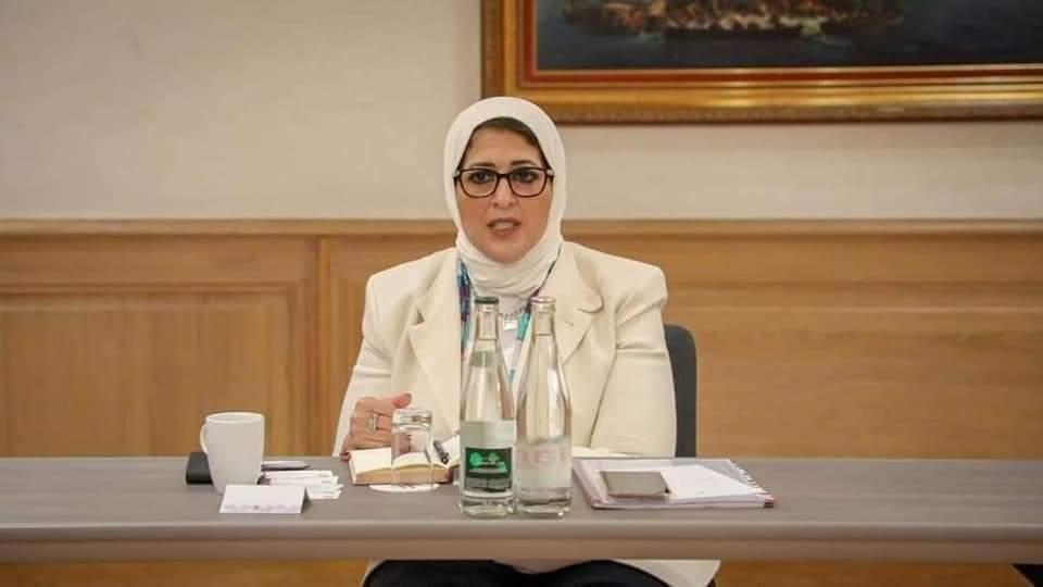 وزيرة الصحة: إطلاق مبادرة للكشف المبكر عن سرطان الرئة.. والتعاون مع الجانب الفرنسي في مجال البحث العلمي لتشخيص وعلاج الأورام