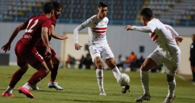 كارتيرون يعلن عن تشكيل الزمالك لمواجهة المقاصة في كأس مصر