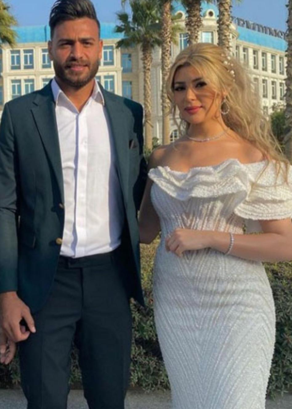 ملكة جمال الجزائر والعرب ٠٠ من هي سمارة يحيى زوجة ابو جبل حارس مرمى الزمالك