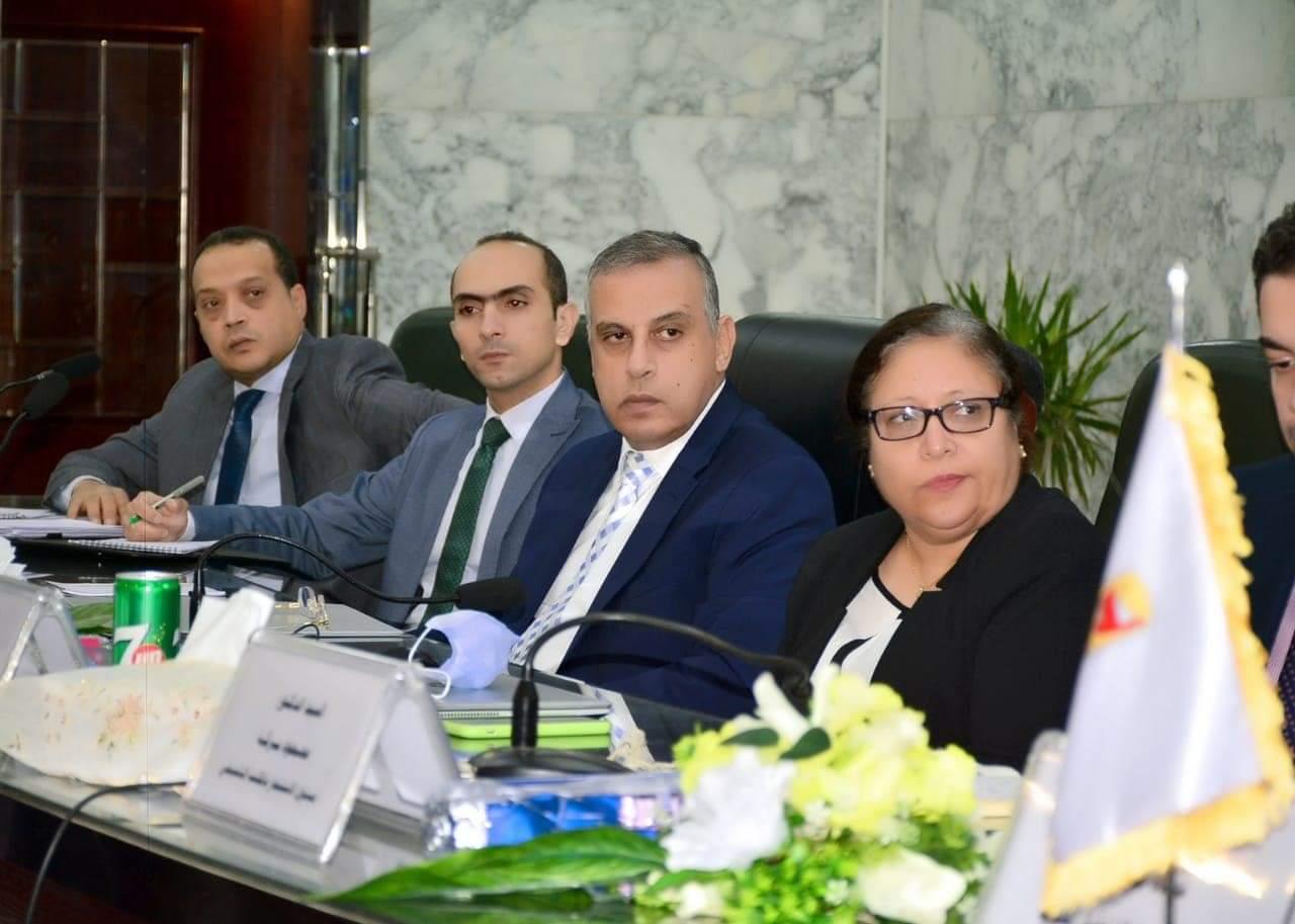 خالد أبوالوفا نبذل جهود مضنية لخلق واقع اقتصادى أفضل للمجتمع السوهاجى