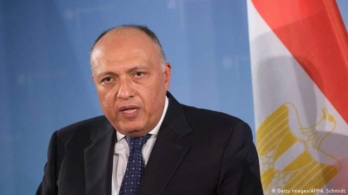 مصر تكثف جهودها لوقف إطلاق النار في فلسطين 🇵🇸.