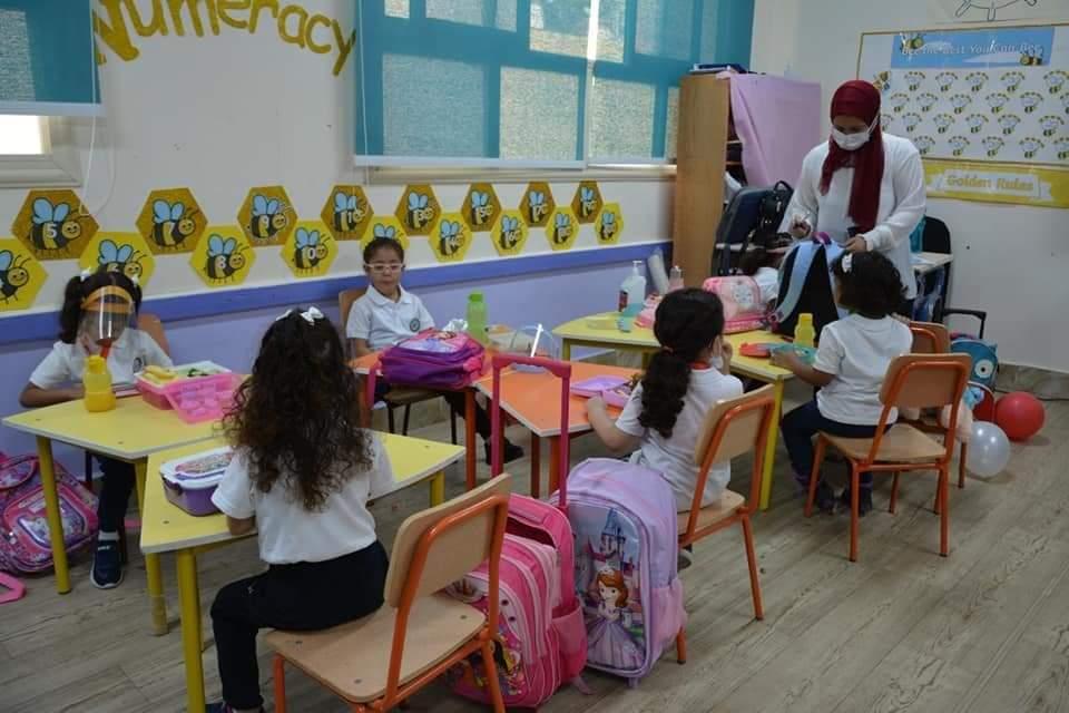 التعليم:انطلق اليوم العام الدراسي الجديد الأحد الموافق12/9/2021بالمدارس الرسمية الدولية