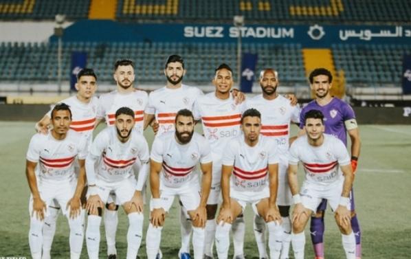 تعديل موعد مباراة الزمالك والمقاصة في ربع نهائي كأس مصر