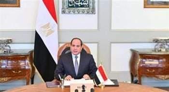 السيسي: أمتنا العربية تضرب بجذور حضارتها في أعماق التاريخ