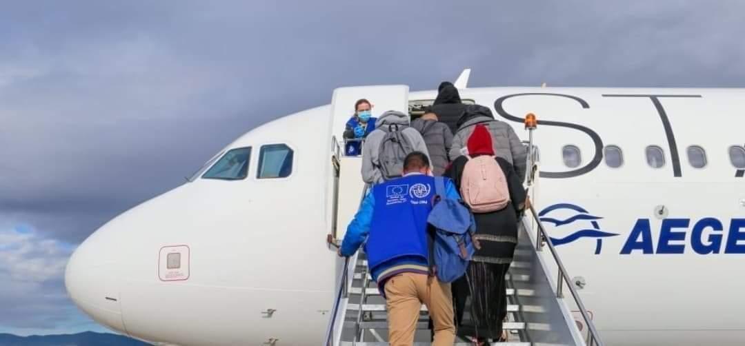 النرويج  تستقبل 35 لاجئا سوريا من جزيرة ليسفوس اليونانيه