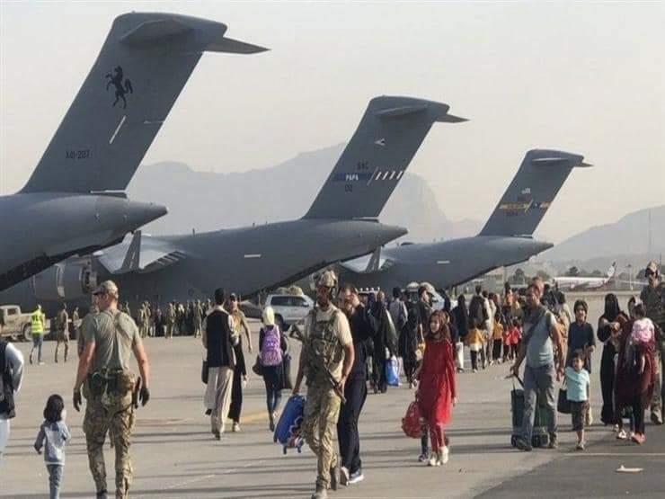 إنتشار مرض الحصبة بافغانستان.