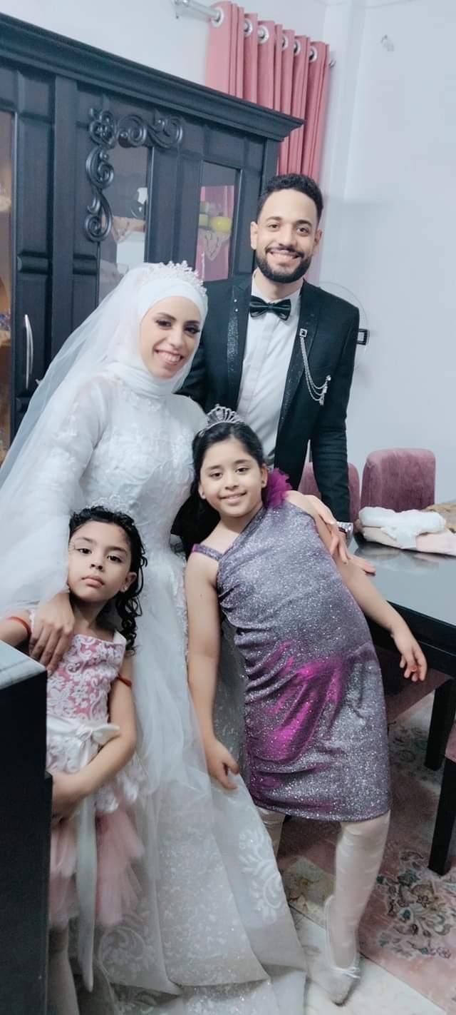 تهنئة جريدة الخبر الفورى الأخبارية لاحلى عروسين،