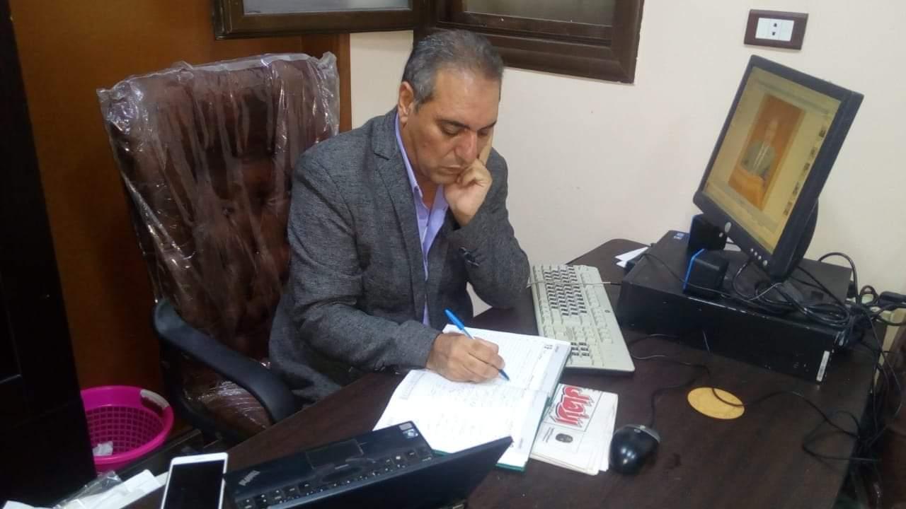 عبدالحى عطوان يكتب :-  سيد أبومحروص فى ذمة الله