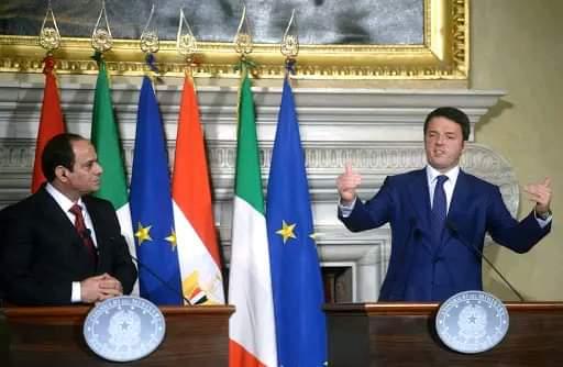 العلاقة بين مصر وإيطاليا تشهد حالة من الشد والجذب