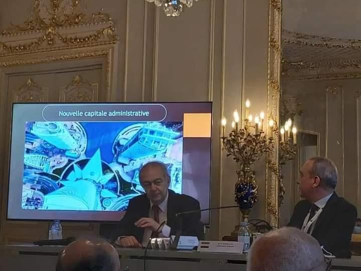 سفير مصر في باريس يستعرض المشروعات والفرص المتاحة أمام الشركات الفرنسية في مصر