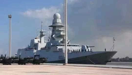 القوات المسلحة المصرية تمضى قدما في عملية تطوير وتحديث كبرى للأسلحة المتطورة