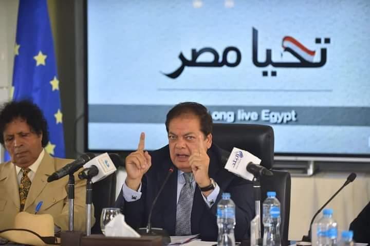 ابوالعينين لسفراء أوروبا وأفريقيا: هناك اعتداء سافر على حقوق مصر في مياه النيل