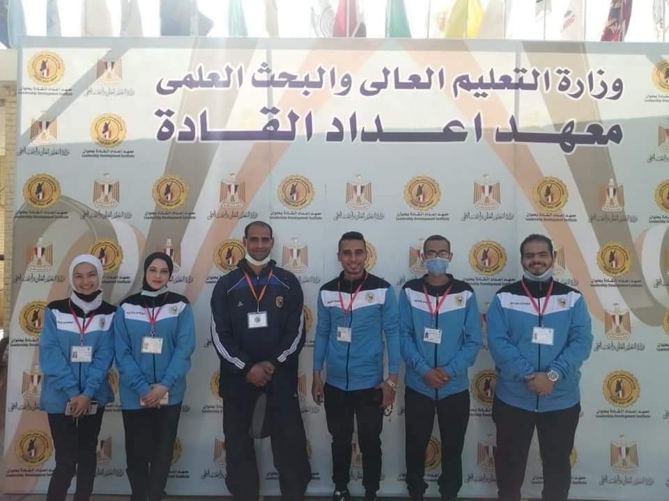 طلاب جامعة سوهاج يشاركون في صياغة الإستراتيجية الوطنية المصرية للشباب والنشء