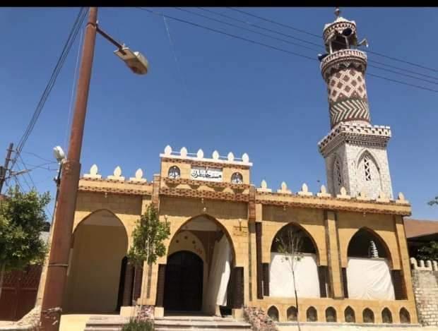 الاوقاف تفتتح ثماني مساجد جديده باماكن مختلفة